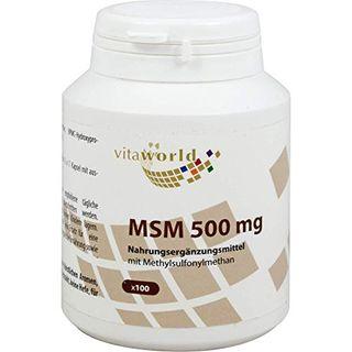 Vita World MSM Kapseln