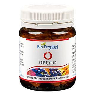 BioProphyl OPCpur mit 120 mg reinem OPC ohne Vitamin C aus der Acerolakirsche