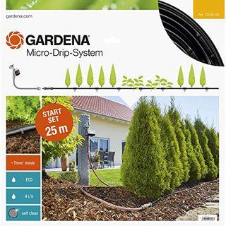 Gardena Start Set Pflanzreihen M automatic: Micro-Drip-System