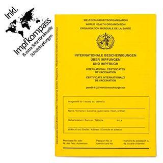 Weidebach Impfpass Standard