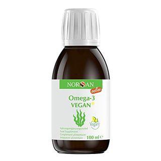 NORSAN Premium Omega 3 Vegan hochdosiert