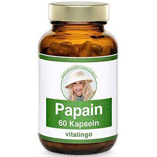 Katharina Bachman Papain Enzym Kapseln