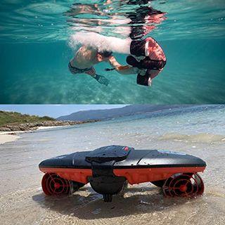 SEABOW Unterwasser Elektrisch Professionell Scooter Tiefe