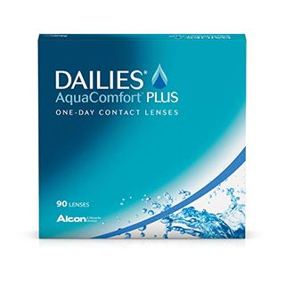 Dailies AquaComfort Plus Tageslinsen weich