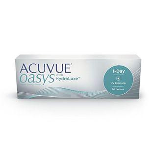 Acuvue Oasys 1-Day Tageslinsen helfen das Gefühl von müden & trockenen