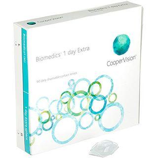 Biomedics 1 day Extra sphere