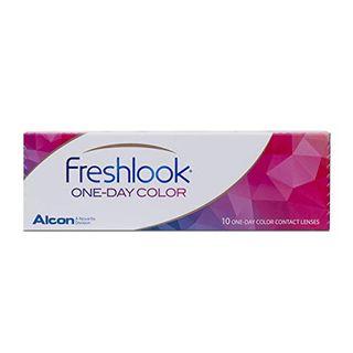 FreshLook Alcon One Day Blue Tageslinsen weich
