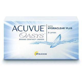 Acuvue Oasys 2-Wochenlinsen weich