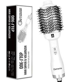 Aibesser Haartrockner Warmluftbürste Upgrade 5 in 1 Stylingbürste Hair