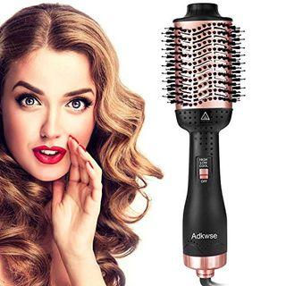 Aibesser Haartrockner 5 in 1 Upgrade Warmluftbürste Hair