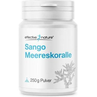 effective nature Sango Meereskoralle