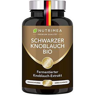 Plastimea Schwarzer Knoblauch BIO