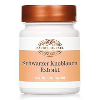 BÄRBEL DREXEL Schwarzer Knoblauch Extrakt Kapseln 10:1