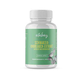 Vitabay Schwarzer-Knoblauch-Extrakt 90 vegane Kapseln