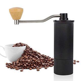 Nitrip Haushalt Mini Edelstahl Manuelle Kaffeemühle Mühle