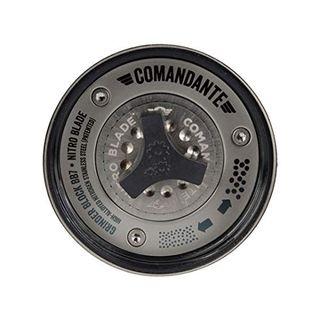 Comandante 4260113435663 Kaffeemühle Edelstahl