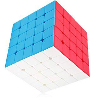 Maomaoyu Zauberwürfel 5x5 5x5x5 Original Speed Stickerless Magic