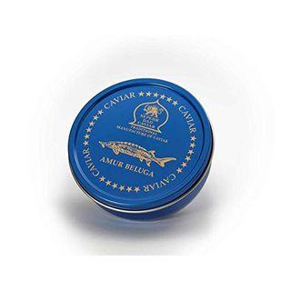 Amur Beluga Kaviar 50g Dose
