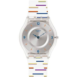 Swatch Damen Digital Quarz Uhr SFE108