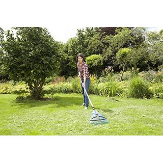 Gardena combisystem Kunststoff-Verstellbesen