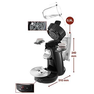Philips Senseo Viva Cafe HD6563/80 Kaffeepadmaschine
