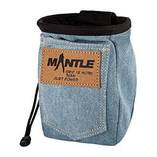 Mantle Chalkbag Kreidebeutel in Jeans hell