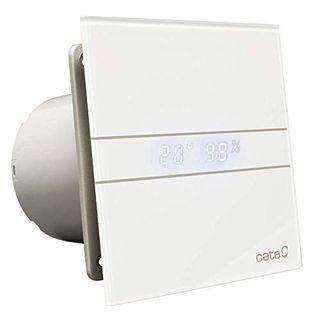 Ventilator Lüfter Badlüfter CATA E-100 GTH Timer