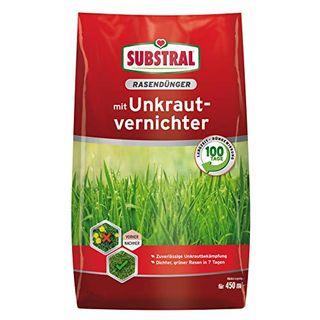 Substral Rasendünger mit Unkrautvernichter