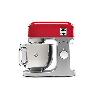 Kenwood KMX750RD Küchenmaschine Hochwertiges Metallgehäuse