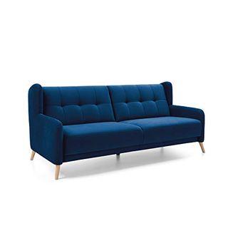 Exxpo Sofa Fashion Ateno Nordic-Style Sofa 3-sitzig