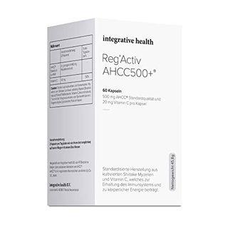 Reg'Activ Ahcc 500+ authentische AHCC-Kapseln