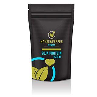 1kg Sojaprotein Isolat Neutral Pulver Glutenfrei ohne künstliche