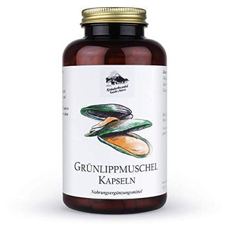 Kräuterhandel Sankt Anton Grünlippmuschel Kapseln