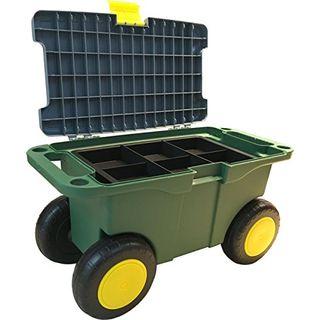 UPP Garten Roll-Sitzbox mit Staufach