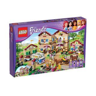 LEGO Friends 3185 Großer Reiterhof