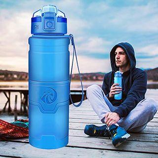 ZORRI Sport Wasserflasche 1L