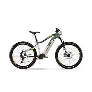 Haibike Sduro HardSeven Life 8.0 27.5'' Damen E-Bike Größe: XL silberfarben