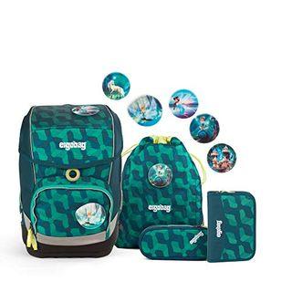 ergobag cubo Schulranzen-Set für Kinder in der Grundschule