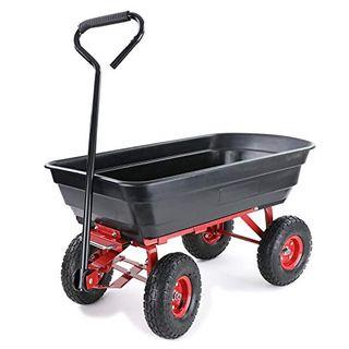 Ramroxx 37949 Transportwagen Gartenwagen