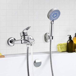 Elegant Zeitgenössische Chrom Armatur Badewanne Wasserhahn