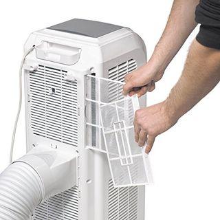 TROTEC Lokales mobiles Klimagerät Klimaanlage PAC 2000 E