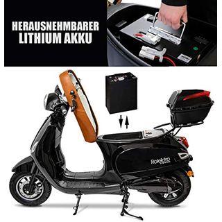 Rolektro Retro 45 km/h V.2021 Elektroroller