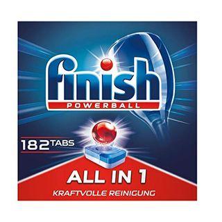 Finish All in 1 Spülmaschinentabs