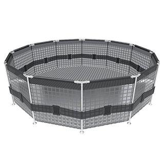 Bestway Steel Pro Frame Pool Komplettset rund