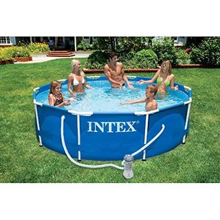 Intex 28202GN Metal Frame Pool