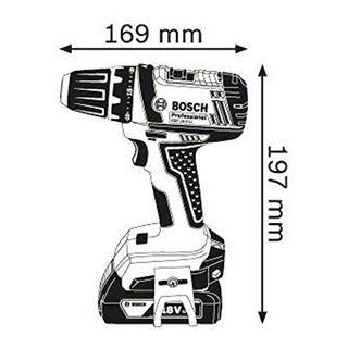 Bosch Professional GSR 18-2-LI
