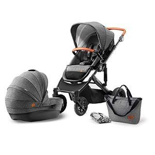 Kinderkraft Kinderwagen Baby Kombikinderwagen Prime 2in1 Kinderwagenset