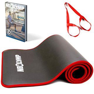 NEOLYMP Premium Fitnessmatte Sportmatte
