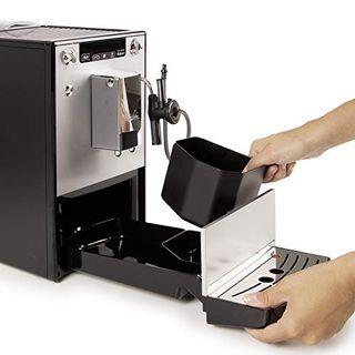 Melitta Caffeo Solo & Perfect Milk E957-103 Schlanker Kaffeevollautomat