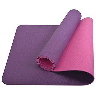 Schildkröt Fitness Yogamatte Bicolor